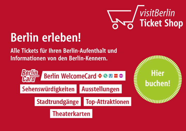 visitBerlin Ticketlink